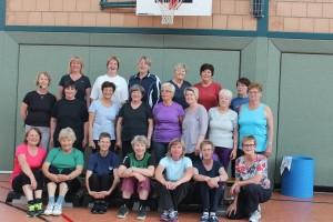 Gruppenbild Gym