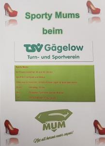 SportyMums-Werbebild